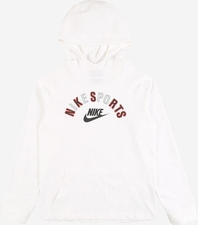Nike Sportswear Sweatshirt 'GOOD' in weiß, Produktansicht