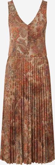 CINQUE Obleka 'FALDA' | mešane barve / roza barva, Prikaz izdelka