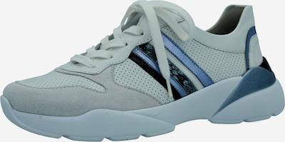 SEMLER Sneaker in blau / weiß, Produktansicht