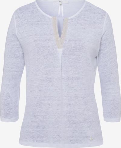 BRAX Shirt 'Carol' in weiß, Produktansicht