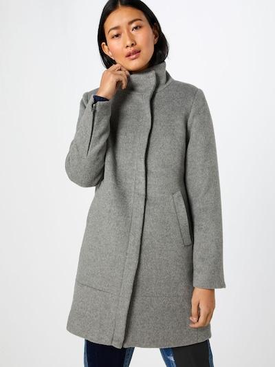 minimum Jacke 'Hendrika Outerwear' in grau, Modelansicht
