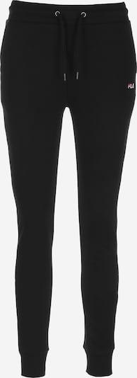 FILA Hose 'Eider' in schwarz, Produktansicht