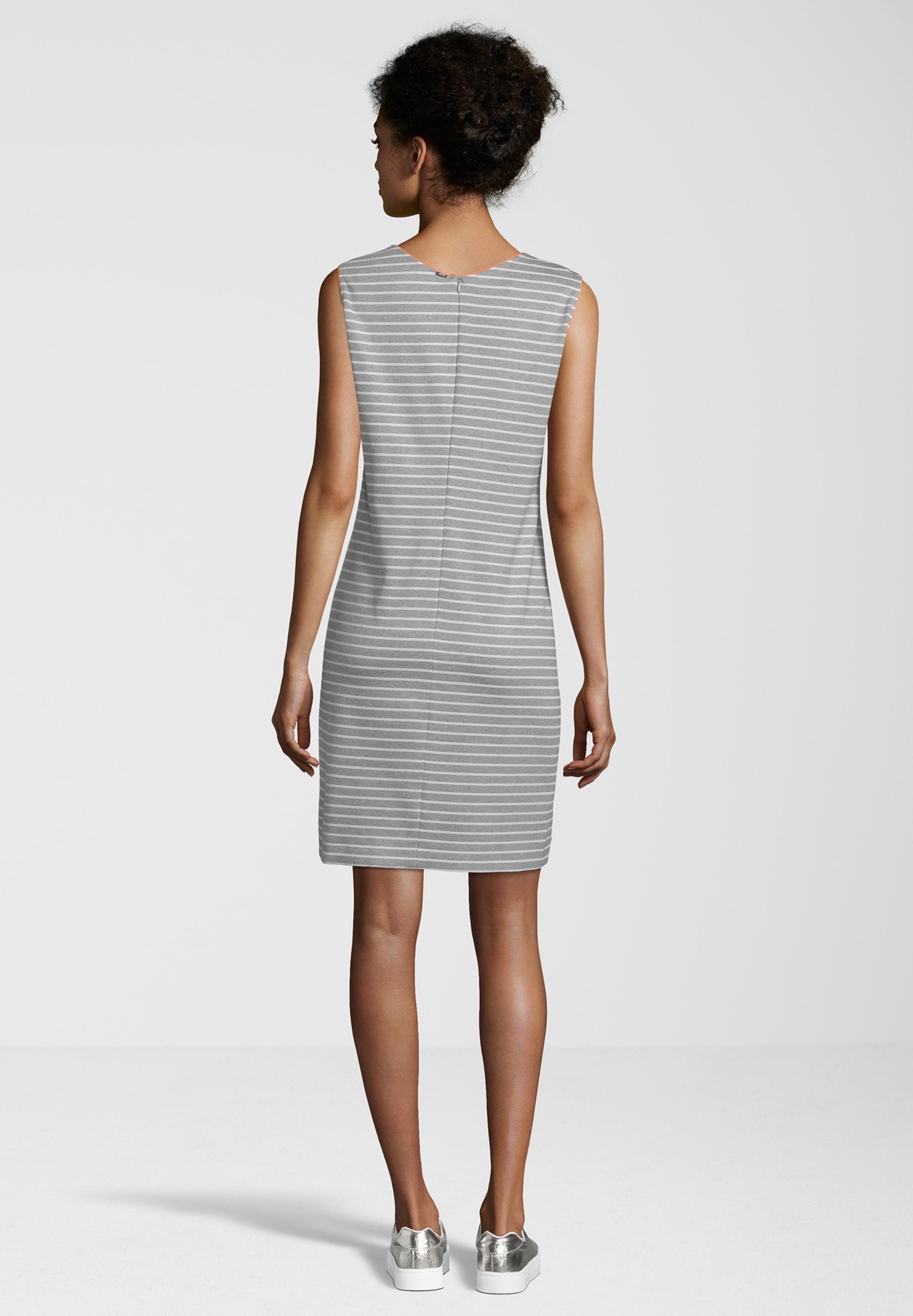 'cielisea' GrauDunkelorange Kleid In Weiß Cinque YH9ED2WI