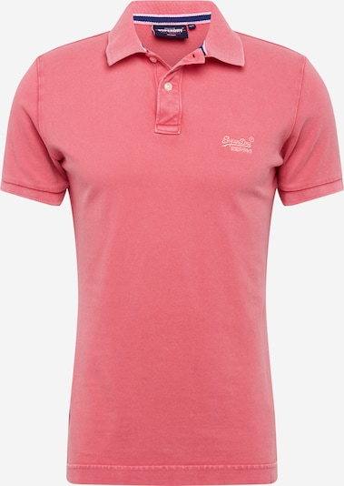 Superdry Shirt in de kleur Lichtroze, Productweergave