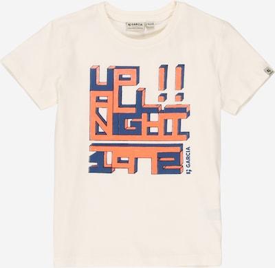 GARCIA T-Shirt en blanc: Vue de face