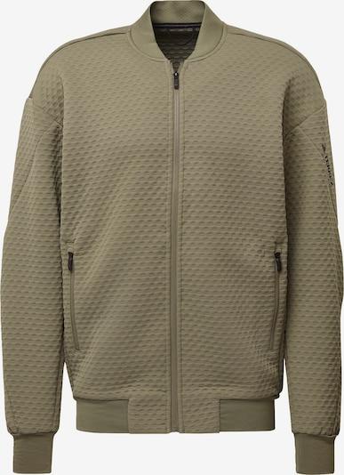 ADIDAS PERFORMANCE Funktionele fleece-jas in de kleur Olijfgroen, Productweergave
