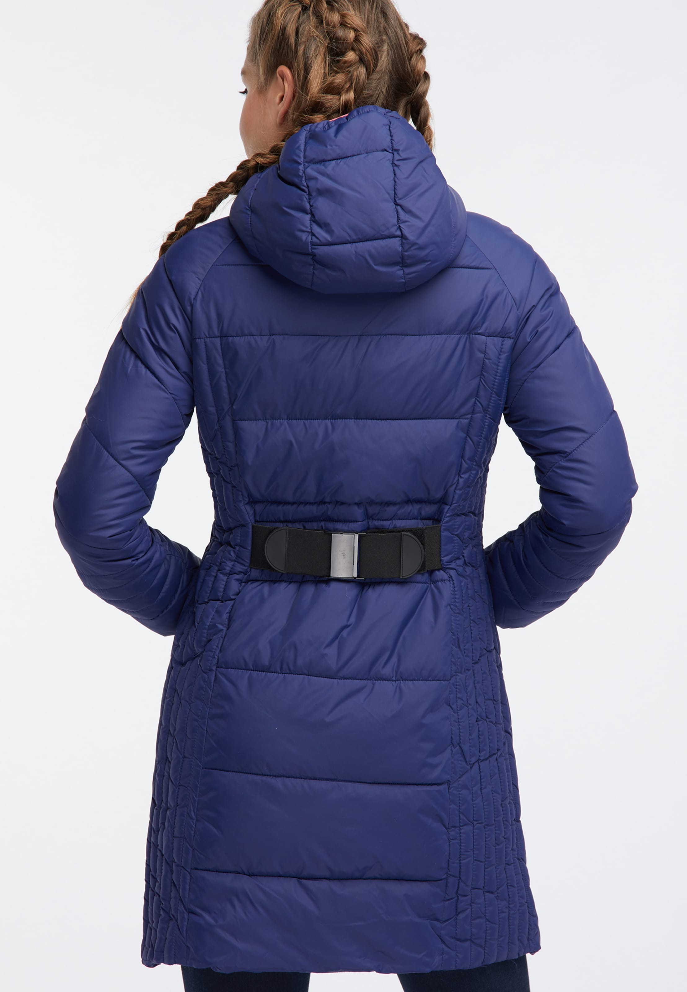 Outremer Manteau Mymo En Bleu D'hiver nOPX8wk0