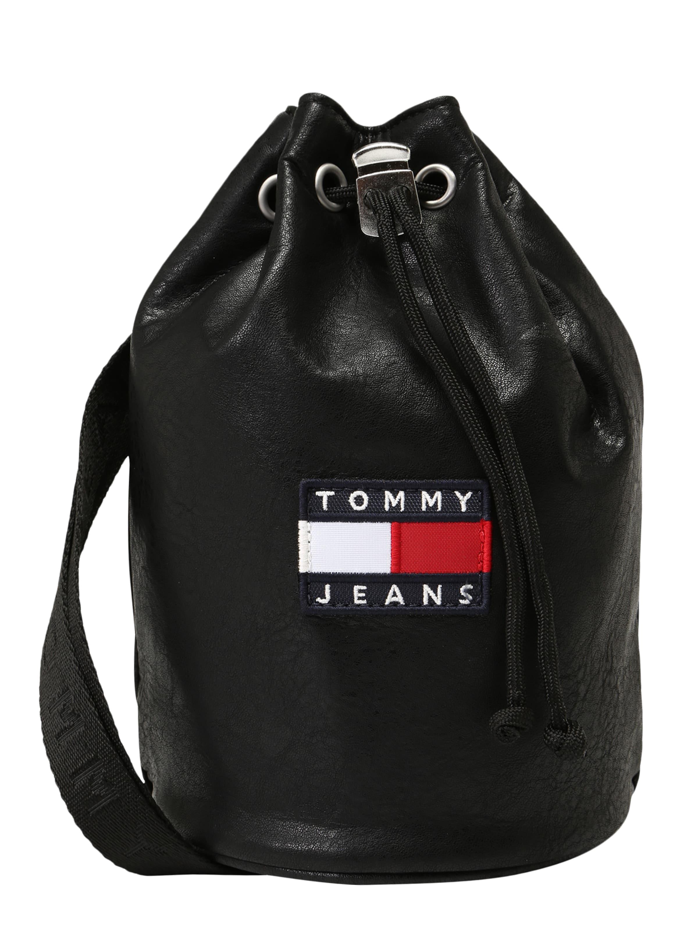 Tommy 'tjw Sling Tasche In Schwarz Small Jeans Heritage Le Bag' Nm08vnwO