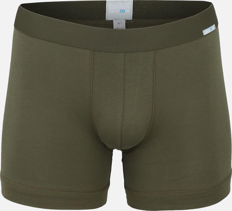 Schiesser En Vert shorts' Boxers Foncé 'retro 4LAc5jSq3R