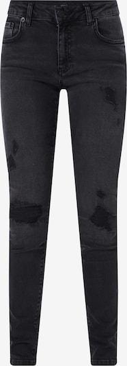 WHY7 Jeans 'Kate' in black denim, Produktansicht
