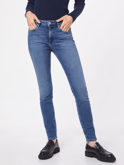 ARMEDANGELS Jeans in blue denim, Modelansicht