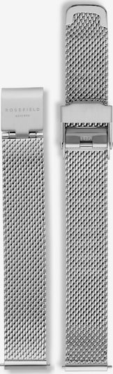 ROSEFIELD Uhrenarmband in silber, Produktansicht
