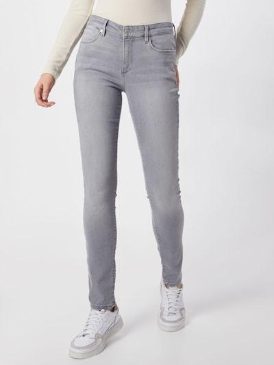 s.Oliver Jeans 'Izabell' in grey denim, Modelansicht