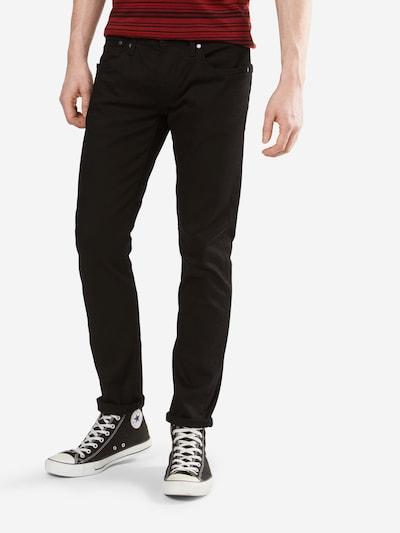 Pepe Jeans Jeans 'Hatch' in black denim, Modelansicht