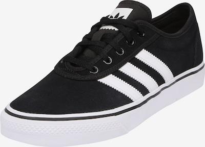 ADIDAS ORIGINALS Sneaker 'ADI-EASE' in schwarz / weiß, Produktansicht