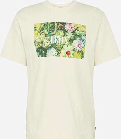 LEVI'S Shirt in de kleur Gemengde kleuren / Offwhite, Productweergave