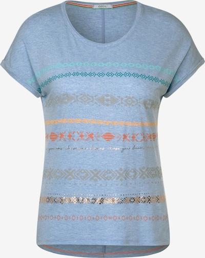 CECIL T-Shirt in mischfarben, Produktansicht