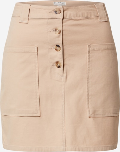 Miss Selfridge Rok in de kleur Beige, Productweergave