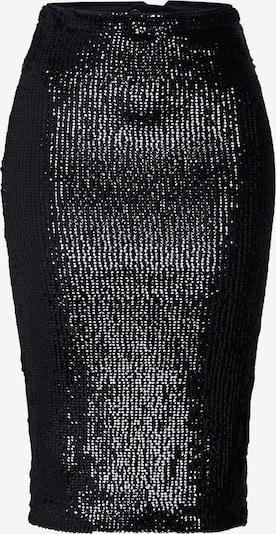 Bardot Jupe 'SPARKLE' en noir, Vue avec produit