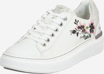 MUSTANG Sneaker in weiß, Produktansicht
