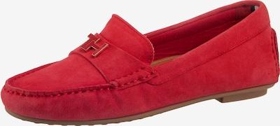 TOMMY HILFIGER Mokassin in rot, Produktansicht