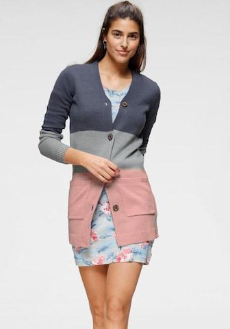 KangaROOS Knit Cardigan in Mixed colors