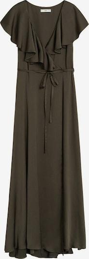 MANGO Sukienka 'Gus' w kolorze khaki / trawa zielonam, Podgląd produktu