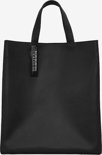 Pirkinių krepšys 'Paperbag ' iš Liebeskind Berlin , spalva - juoda, Prekių apžvalga
