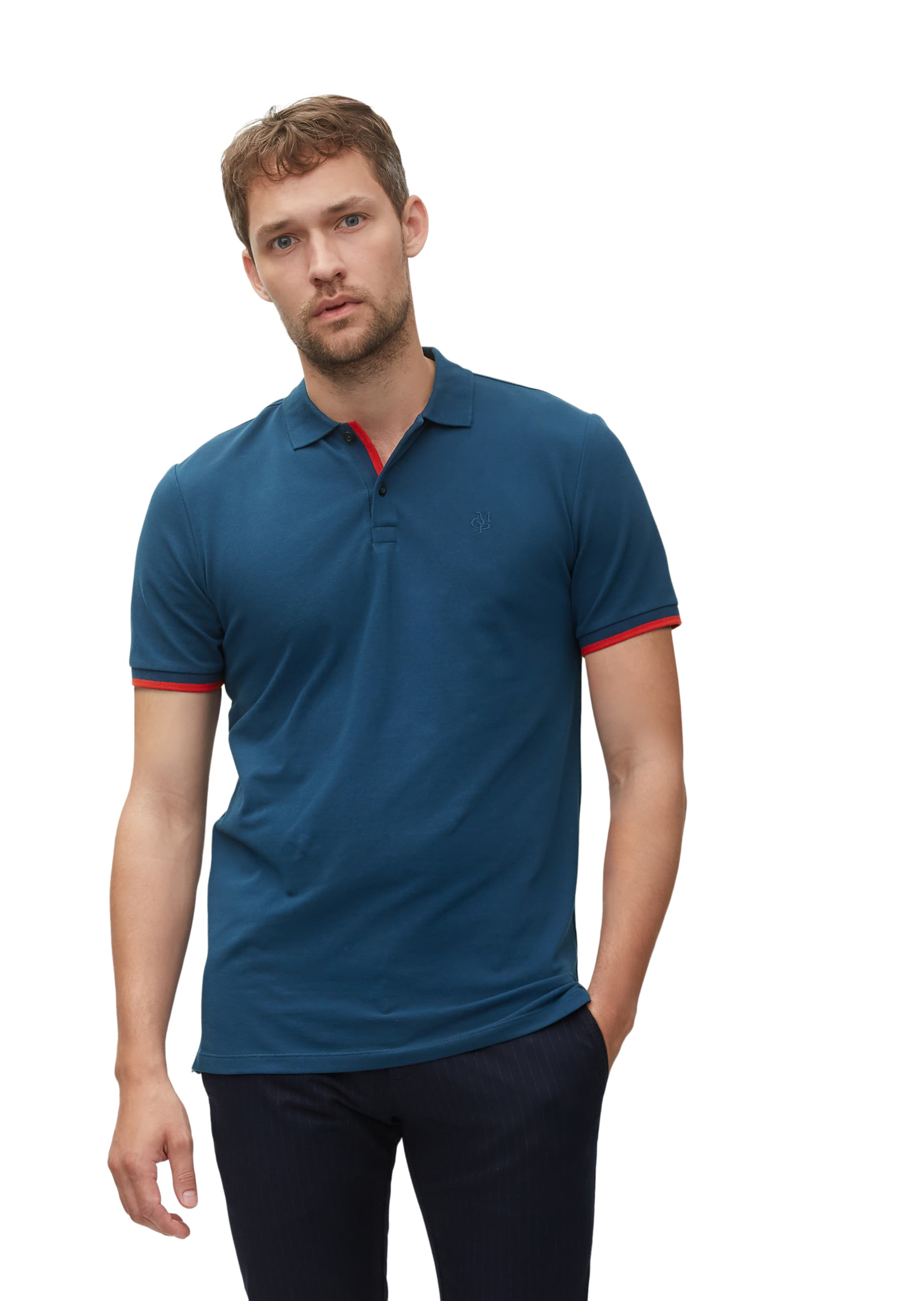 O'polo Polo shirt Marc In Enzian 9IDH2WE