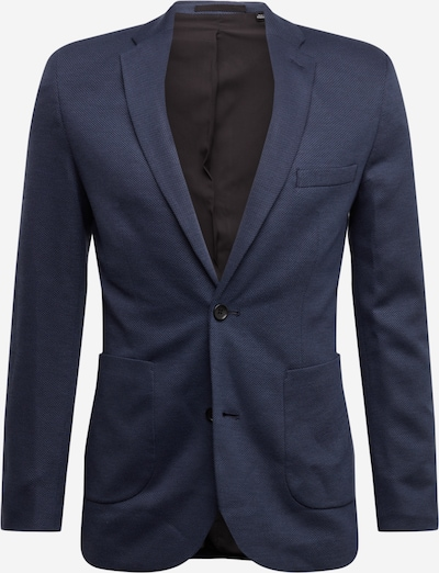 BURTON MENSWEAR LONDON Business-colbert 'NAVY PIQUE BLAZER' in de kleur Navy, Productweergave