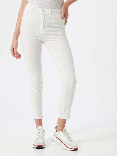 BOSS Jeans 'Magalia' in weiß, Modelansicht