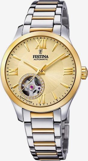 FESTINA Automatikuhr 'Festina F20489/2' in gold / silber, Produktansicht
