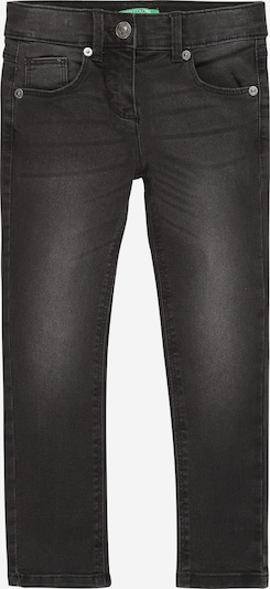 UNITED COLORS OF BENETTON Jeans 'TROUSERS' in schwarz, Produktansicht