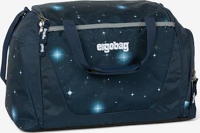 ergobag Tasche in navy / dunkelblau / weiß, Produktansicht