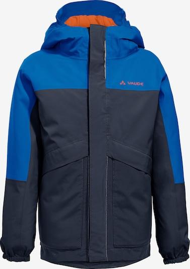 VAUDE Winterjacke 'Escape' in blau / nachtblau, Produktansicht