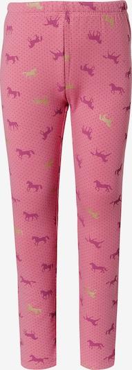 SALT AND PEPPER Leggings , Pferd in pink, Produktansicht