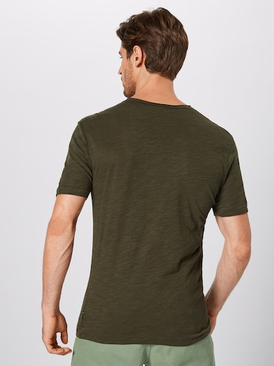 Only & Sons Shirt 'Onsalbert' in de kleur Grasgroen: Achteraanzicht