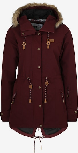 Picture Organic Clothing Jacke 'KATNISS' in burgunder, Produktansicht