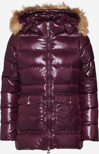 PYRENEX Jacken 'AUTHENTIC JACKET SHINY SYNTHETIC FUR' in aubergine, Produktansicht