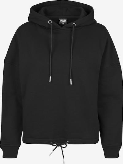 Urban Classics Sweatshirt 'Kimono' in schwarz, Produktansicht
