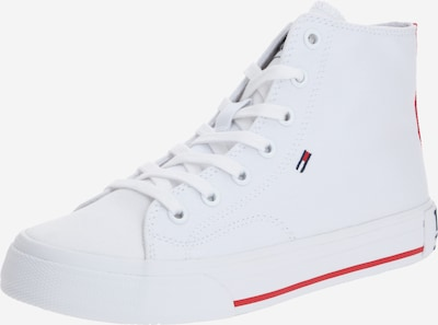Tommy Jeans Sneakers laag 'HAZEL 1D' in Wit | ABOUT YOU