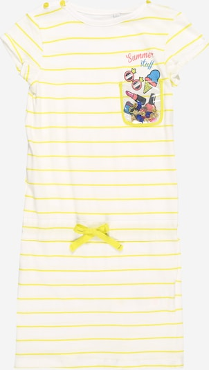 LEMON BERET Robe 'SMALL GIRLS DRESS' en jaune, Vue avec produit