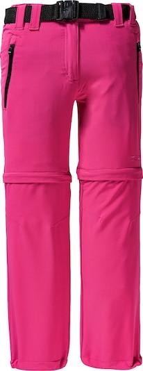 CMP Outdoorhose in pink, Produktansicht