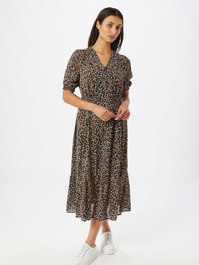 MOSS COPENHAGEN Šaty 'Eda Rikkelie' - zmiešané farby / čierna, Model/-ka