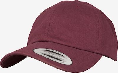 Flexfit Dadcap in merlot, Produktansicht