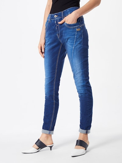 Gang Jeans 'NEW GEORGINA' in blau, Modelansicht