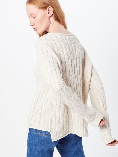 Megztinis 'Tricia' iš LIEBLINGSSTÜCK , spalva - smėlio: Vaizdas iš galinės pusės