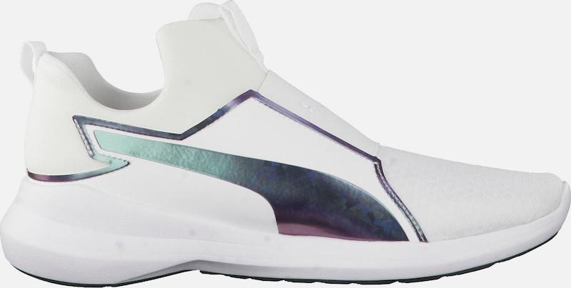 PUMA Sneaker  Rebel Mid Wns Swan
