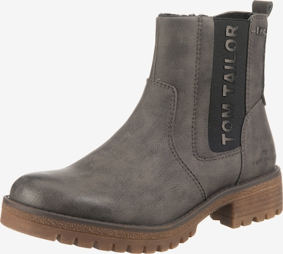 TOM TAILOR Chelsea-Boots in grau, Produktansicht