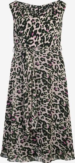 SWING Curve Kleid in mischfarben / pfirsich, Produktansicht